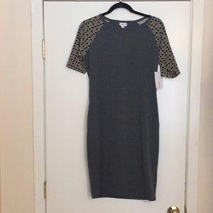 S LuLaRoe Julia Dress